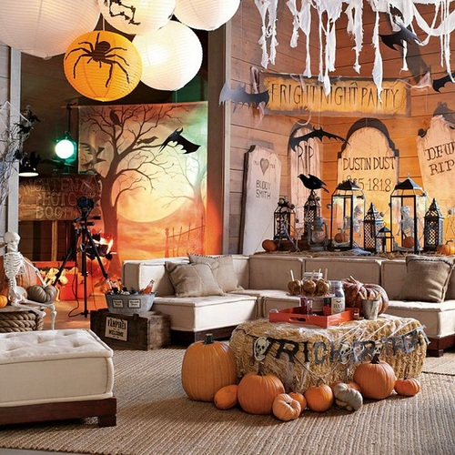 Crafty Halloween Decor Ideas From Pinterest